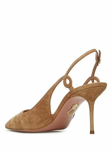 Aquazzura Ayakkabı Taba